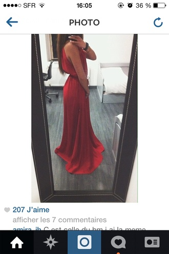dress long red dress red dress red maxi dress red prom dress by h&m prom dress