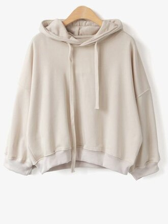 sweater white casual long sleeves trendy cool warm cozy fall outfits zaful
