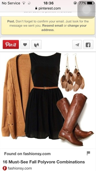 cardigan winter outfits pinterest