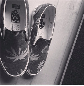 shoes vans weed shoes