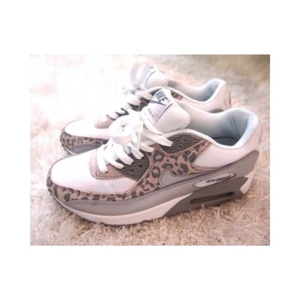 pas de timberland ch re - leopard print air max 90 nike sneakers � Q Nightclub
