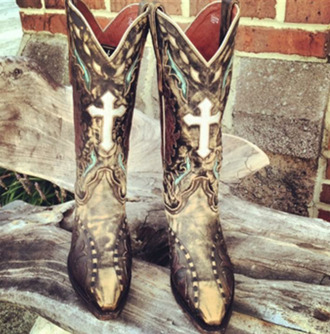 Country Brown Cowboy Boots - Shop for Country Brown Cowboy Boots ...