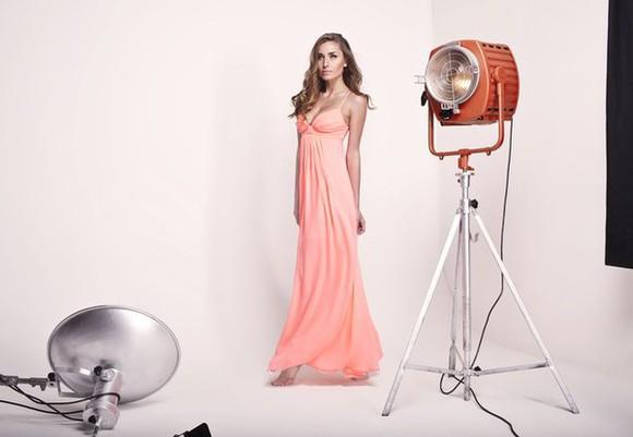 dress byurse платьедлинное платье