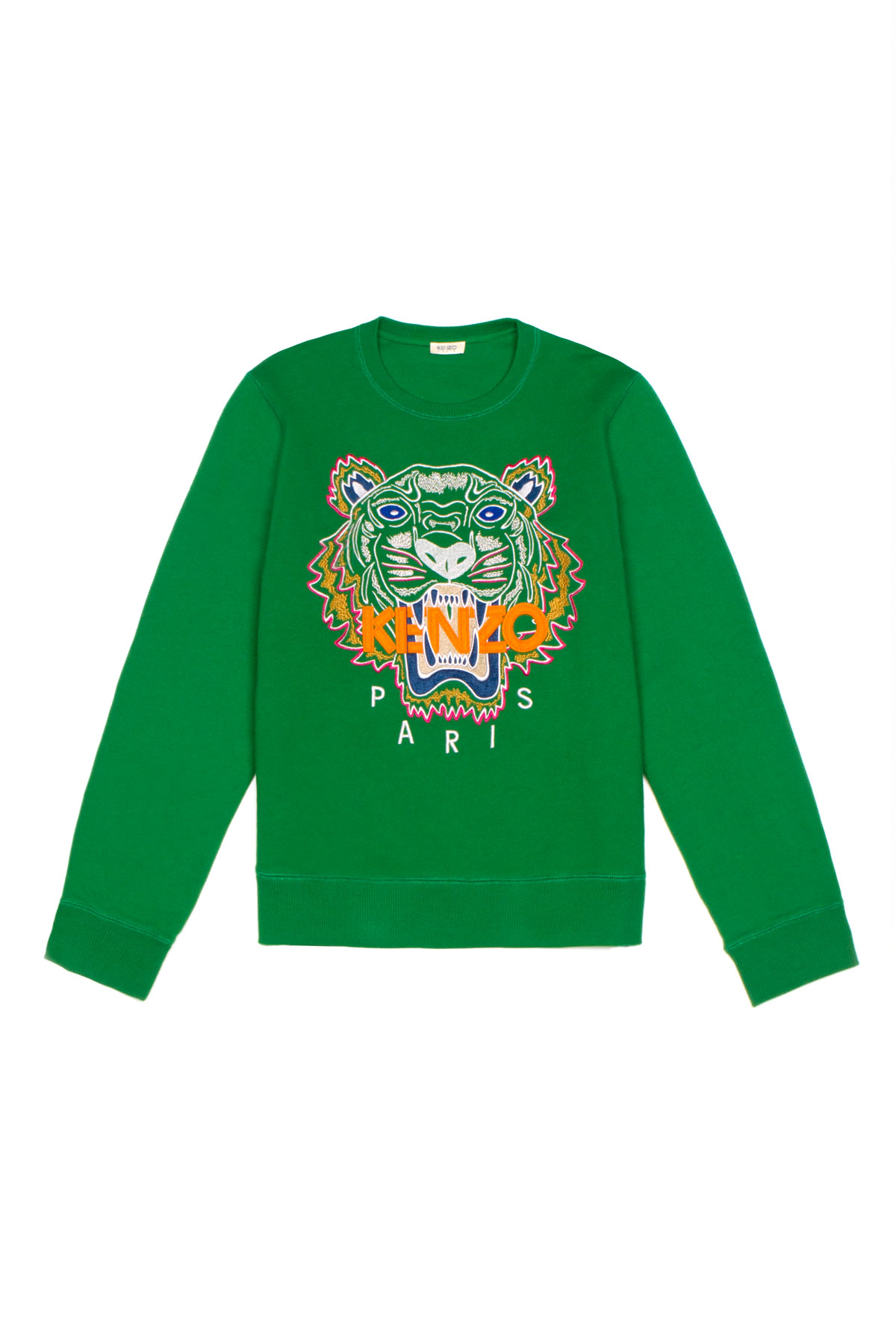KENZO TIGER EMBROIDERY SWEATER - WOMEN - KENZO - OPENING CEREMONY