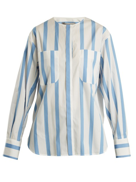 Sportmax shirt blue top