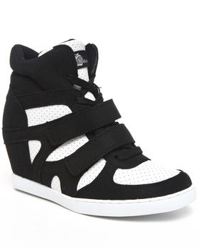 Buy Twinkle Wedge Sneaker Women's Footwear from Apple Bottoms. Find Apple Bottoms fashions & more at DrJays.com