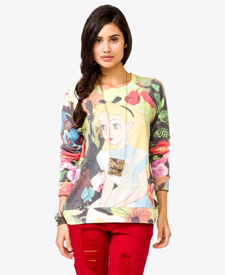 Alice in wonderland™ pullover