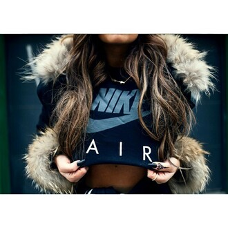 tank top top tshirt. nike sweater nike high tops black crop top grey t-shirt too cute summer top spring outfit summer outfits