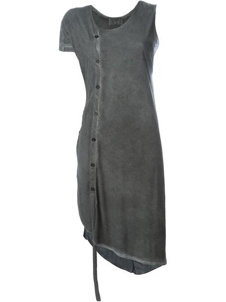 tunic women cotton grey top