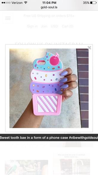 phone cover iphone case ice cream iphone case iphone cover iphone 6 case