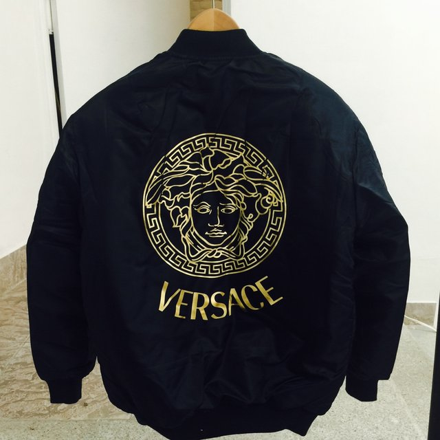 Versace jacket women