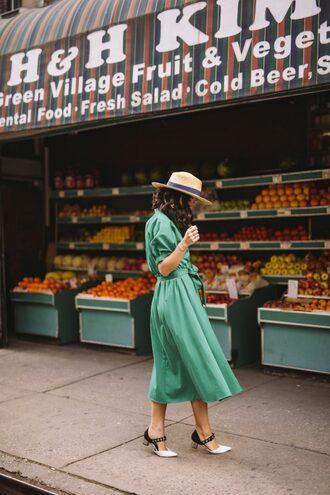 dress green dress shoes hat white heels