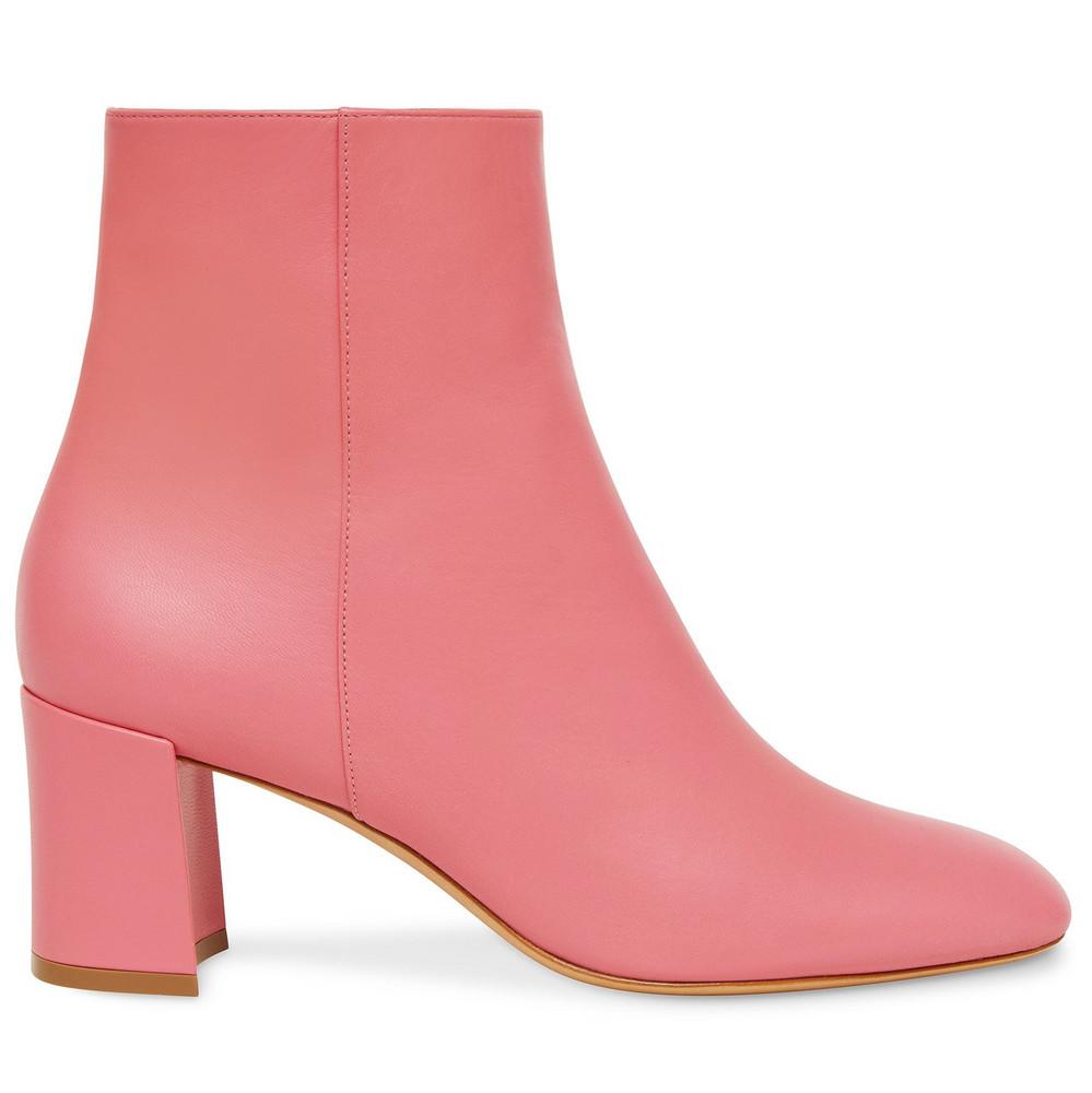 Mansur Gavriel Lamb 65MM Ankle Boot - Dolly