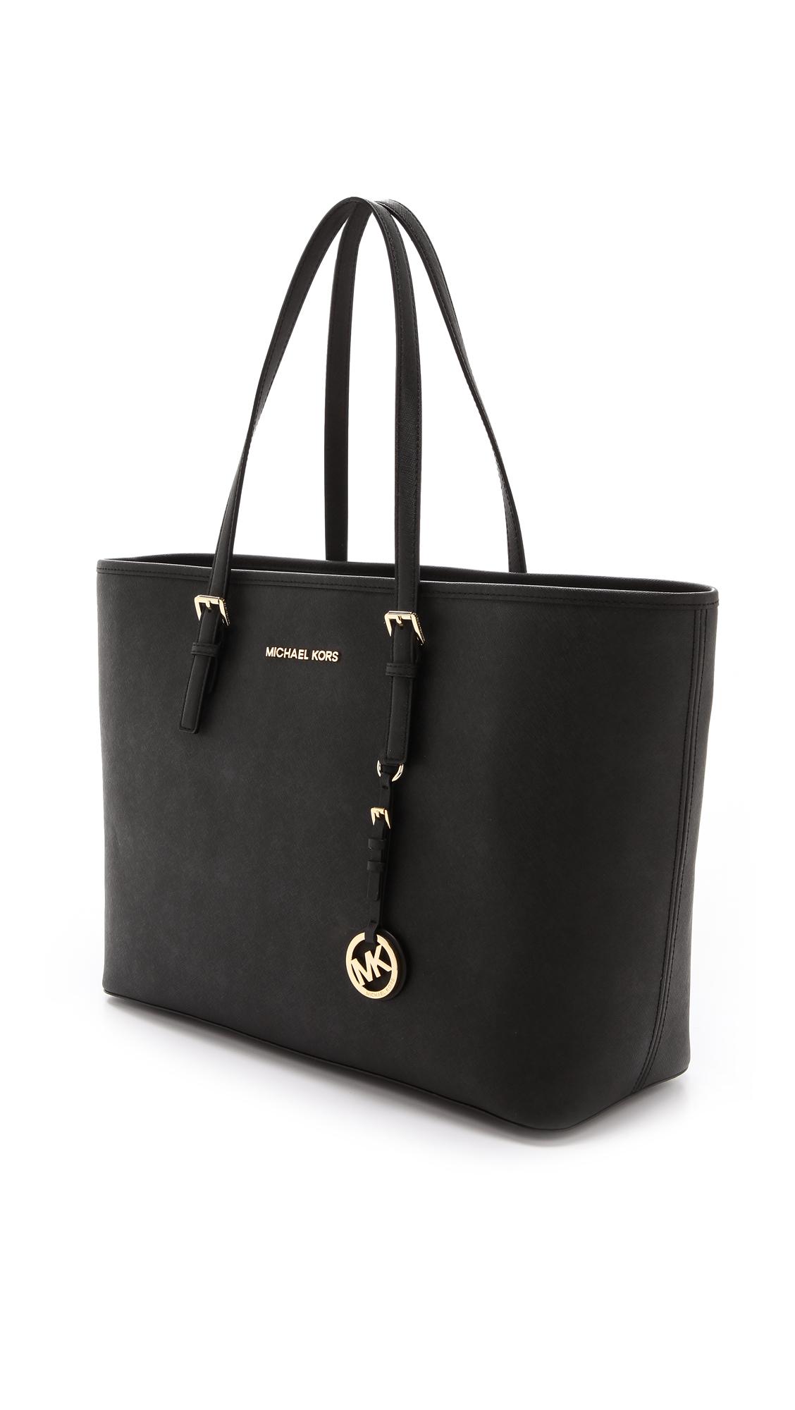 MICHAEL Michael Kors Многофункциональная объемная сумка Jet Set для поездок | SHOPBOP