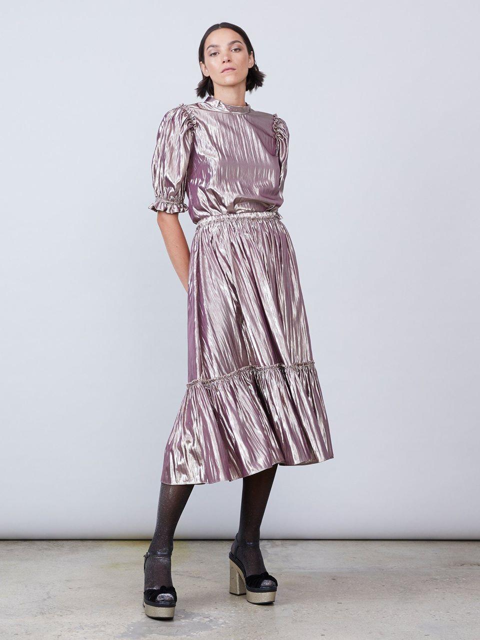 Elissa Midi Skirt