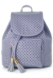 bag,starry,cut-out,purple,backpack