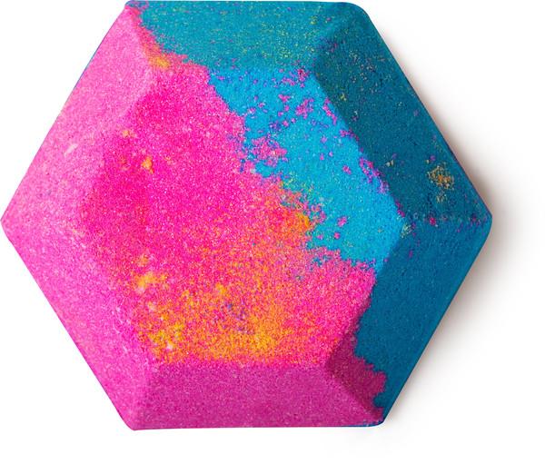 home accessory bath bomb lush colorful gift ideas cosmetics bathroom