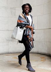 celeajade,blogger,bag,bucket bag,spring outfits,shoes,ankle boots,mini skirt,scarf