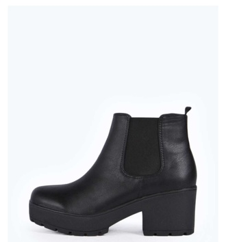 ankle boots black boots