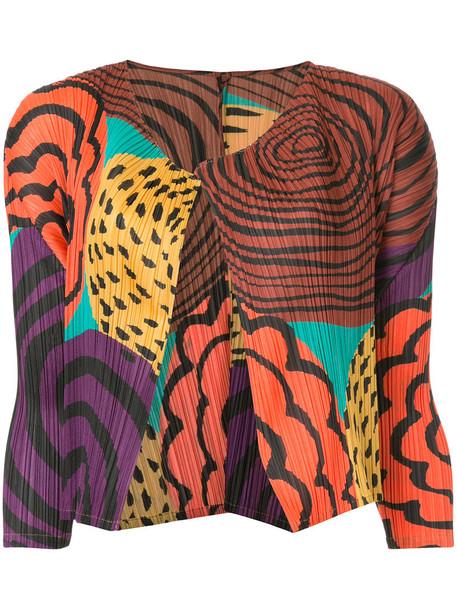 Pleats Please By Issey Miyake jacket women