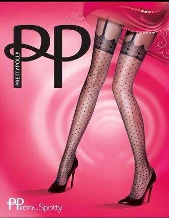 leggings polly pantyhose tights nylons garterbelt stockings