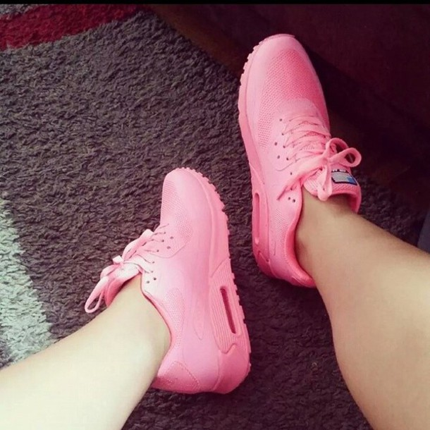 official photos e6822 4b4b6 shoes nike air max 90 hyperfuse full pink