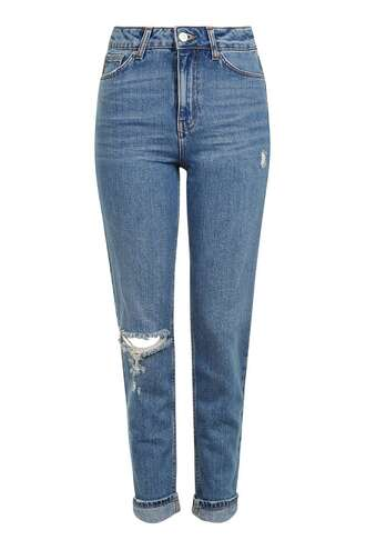 jeans high waisted jeans topshop