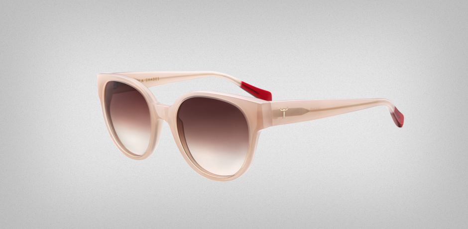 TRIWA - Sunglasses - Peach Thelma
