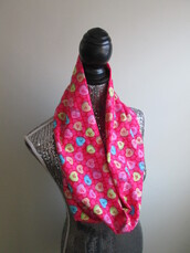 scarf,valentines day,infinity,sweetheart,conversation heart