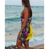 dress,summer,colorful,beach,brazil,spring,festival,boho,flroal,colocsty,summer dress,beach dress,evening dress,bohemian,blue dress,floral,floral dress,coachella
