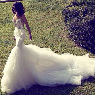 dress wedding dress mermaid wedding dresses lace wedding dresses vintage wedding dress lace top wedding dress