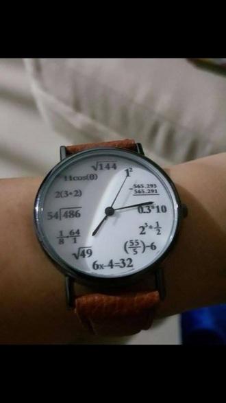 jewels watch math watches