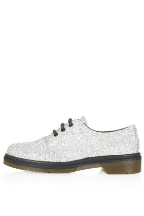 KIND Glitter Lace Up Shoes - New In This Week - New In