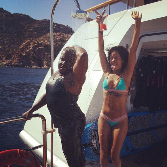swimwear bikini rihanna