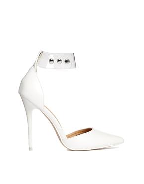 ASOS | ASOS POTTER Pointed High Heels at ASOS
