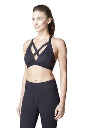 top,racerback,black,criss cross,sports bra,bikiniluxe,leggings
