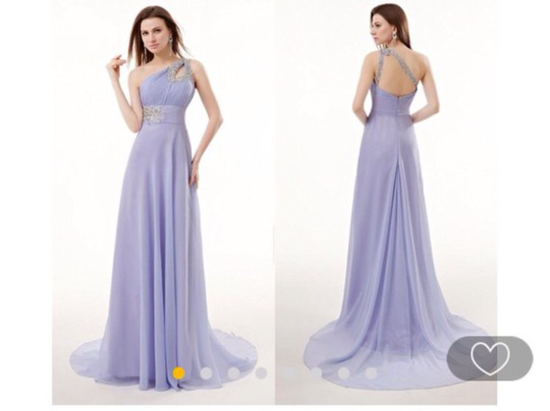 dress prom lavender prom dresses