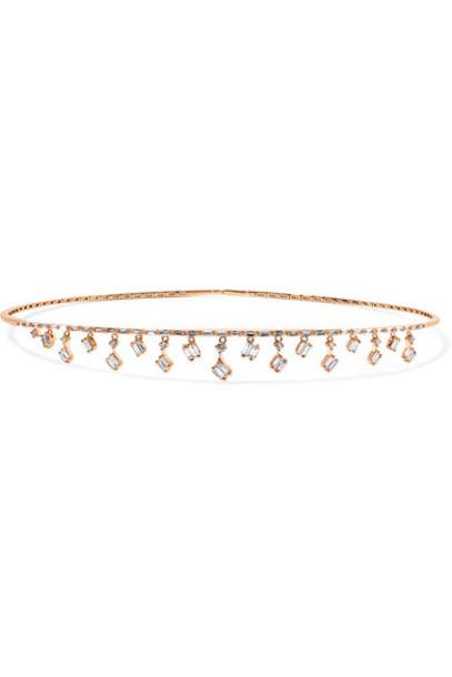 Suzanne Kalan rose gold rose gold jewels