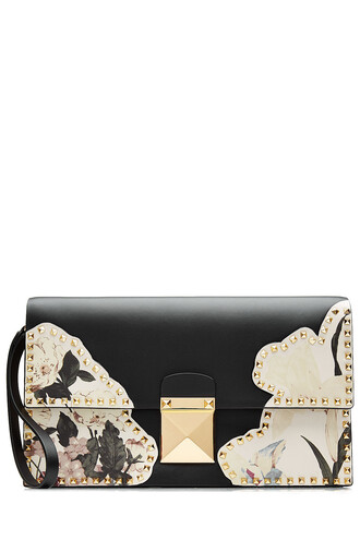 leather clutch clutch leather multicolor bag