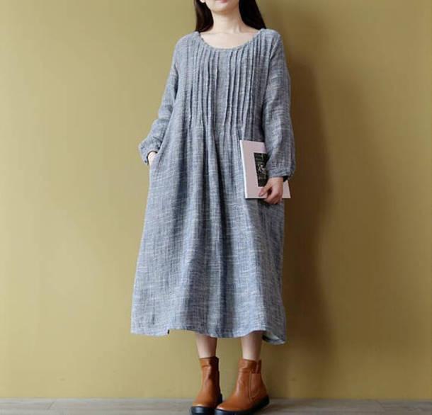 dress oversized dress long oversized dress