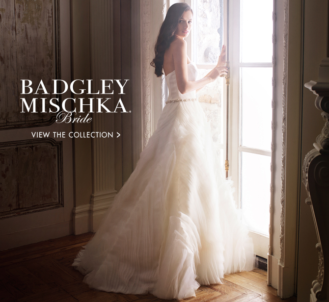The Official Badgley Mischka Website | Shop Our Online Boutique