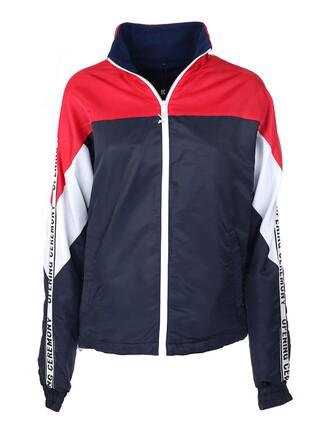 jacket warm navy