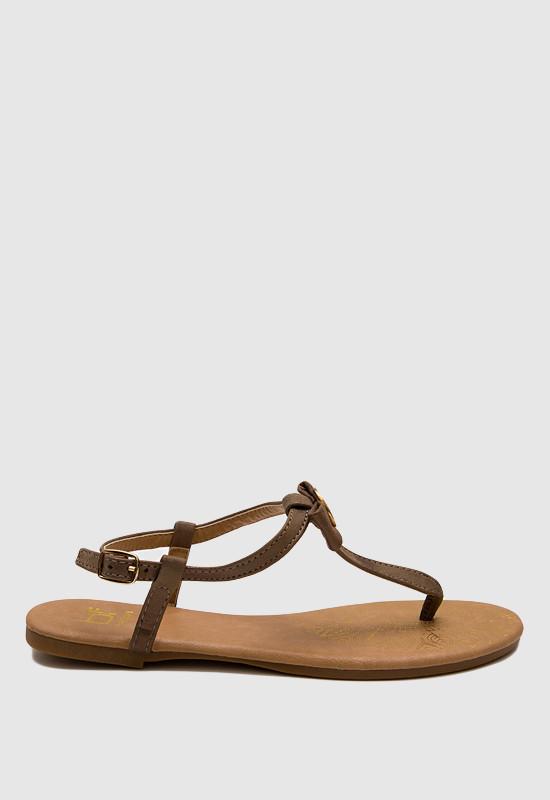 Glimmer Sandals - Bronze