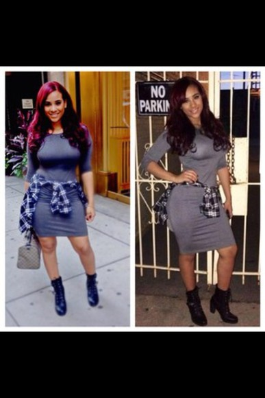grey black shoes cyn santana grey dress gray