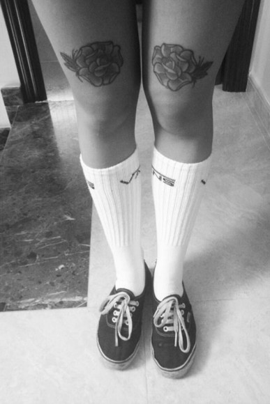 vans vans authentic socks high socks skater thigh high socks