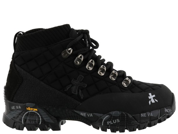 Premiata black shoes