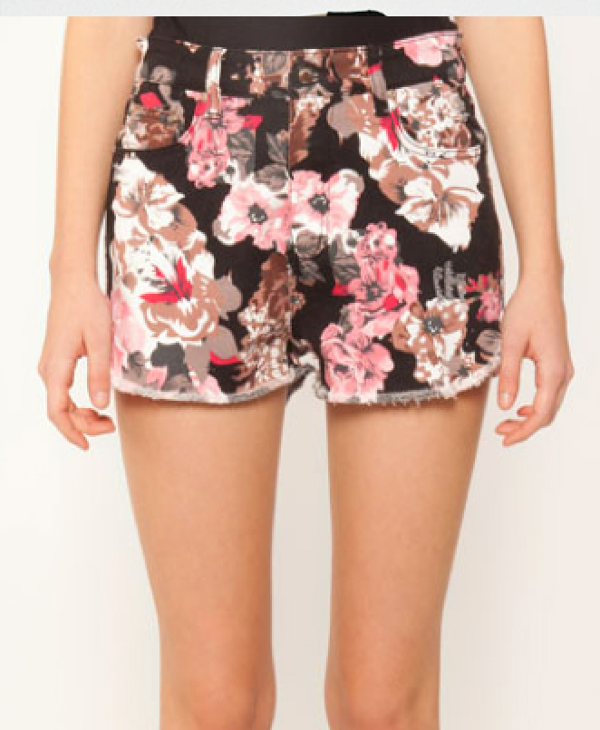 $65 shorts available on myfoxhouse.com