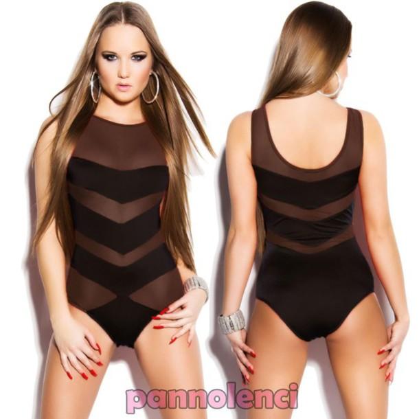 underwear bodysuit