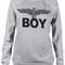 Womens army boy eagle printed ladies long sleeve stretch sweatshirt t shirt top | ebay
