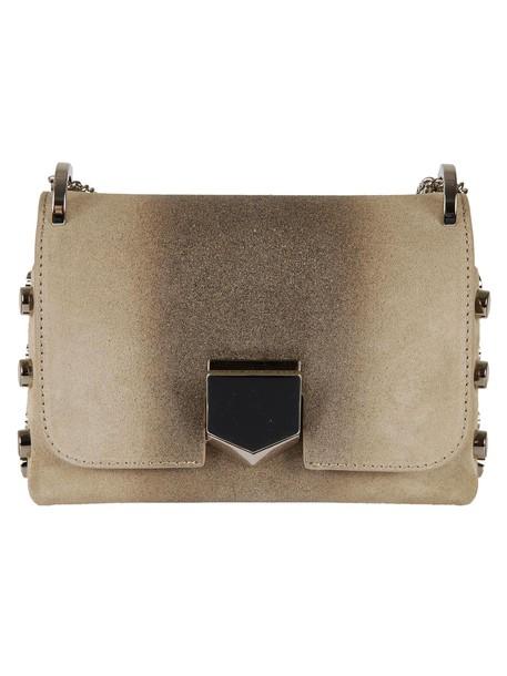 Jimmy Choo mini shoulder bag mini bag shoulder bag beige
